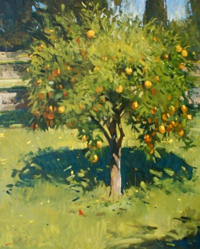 """The Orange Tree"" by Paul Rafferty"