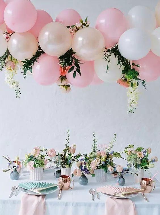 50 Totally Irresistible Wedding Balloon Ideas BrassLook