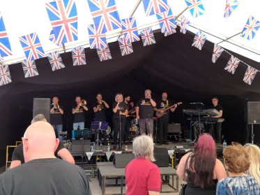 Brass Monkees Nantwich Food & Drink Festival