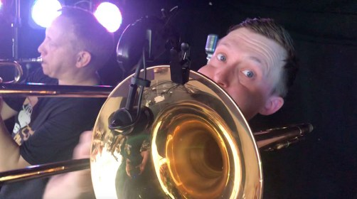 Nantwich Jazz and Blues Festival 2019 Trombone
