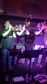 Brass Monkees Nantwich Jazz Festival 2019 1