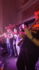 Brass Monkees Nantwich Jazz Festival 2019 11
