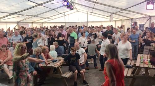 Brass Monkees Nantwich Jazz Festival 2019 12