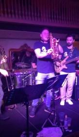 Brass Monkees Nantwich Jazz Festival 2019 13