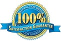 Satisfaction Guarantee logo