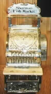 ncr model 50 register