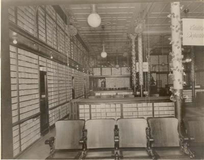 P J Hallahan shoe store philadelphia