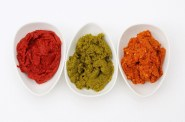 Thai Curry Paste Red Green Panang curry