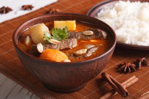 Massaman Nua Beef Thai Red Curry