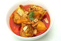 Massaman Chicken curry2