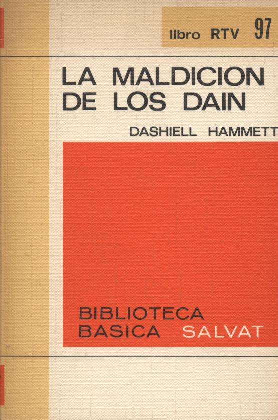 La maldición de los Dain - Dashiel Hammet a bratac.cat