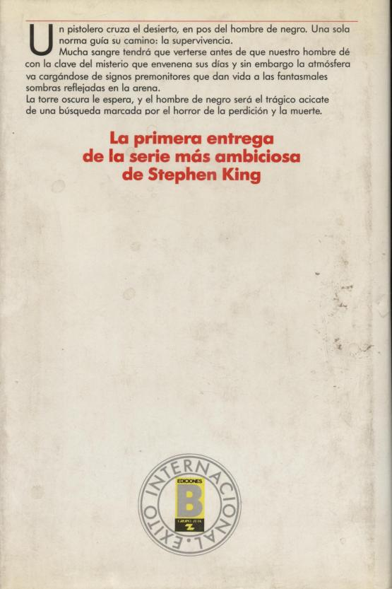 La torre oscura 1. La hierba del diablo - Stephen King