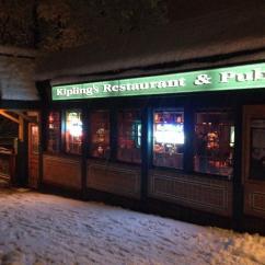 Kitchen Booths Cotton Yarn Kipling's Restaurant & Pub - Brattleboro Vt