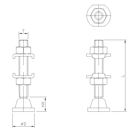 Brauer Manual Clamps