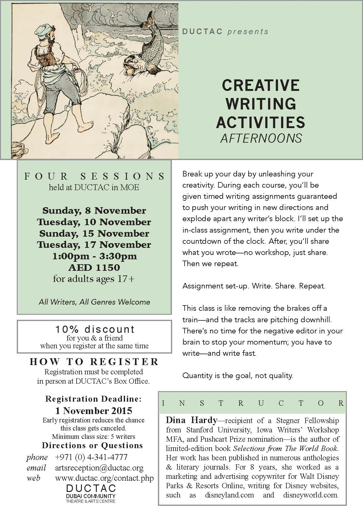 Creative Writing For Grade 5 The Lowest Price