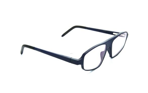 Yuniko & Hoet Brille Y11 Seitenansicht