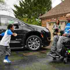 Wheelchair Car Swivel Chair Zimbabwe The Widest Selection Of Accessible Vehicles Braunability Side Entry Vans