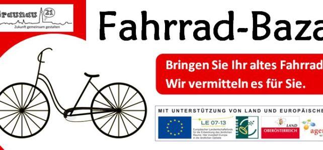 Fahrradbasar 2013