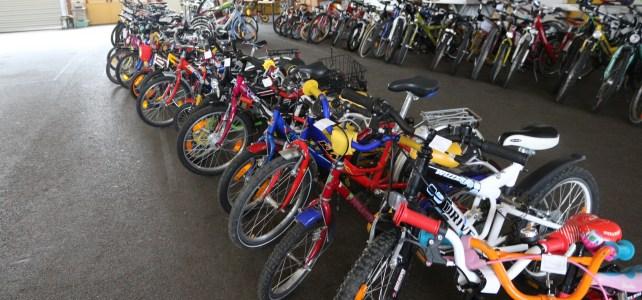 Fahrradbasar 2019 – Samstag, 6. April