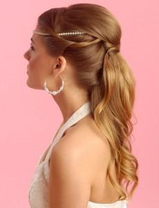 Brautfrisuren  Inspiration fr alle Haartypen