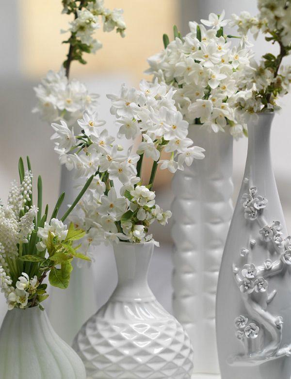 Bezaubernde Hochzeitsfloristik  Inspirationen fr den