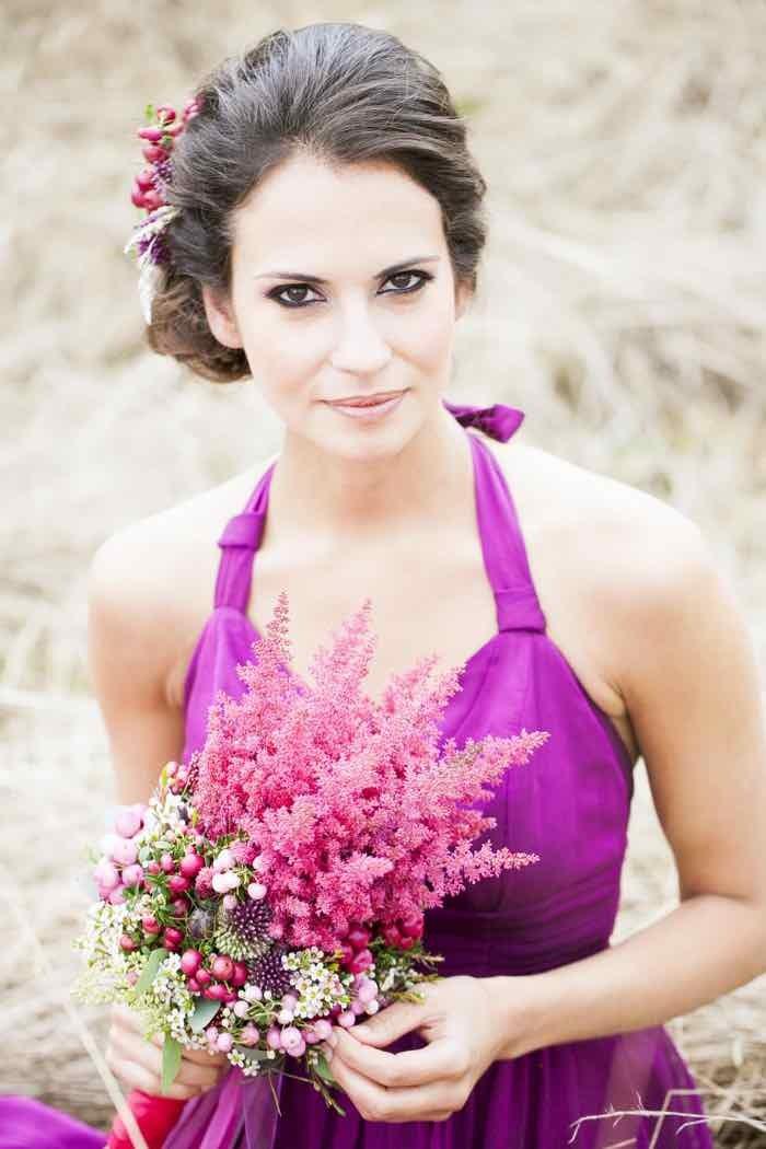 Herbstliche HochzeitsBlumeninspirationen mit Vintage Charme