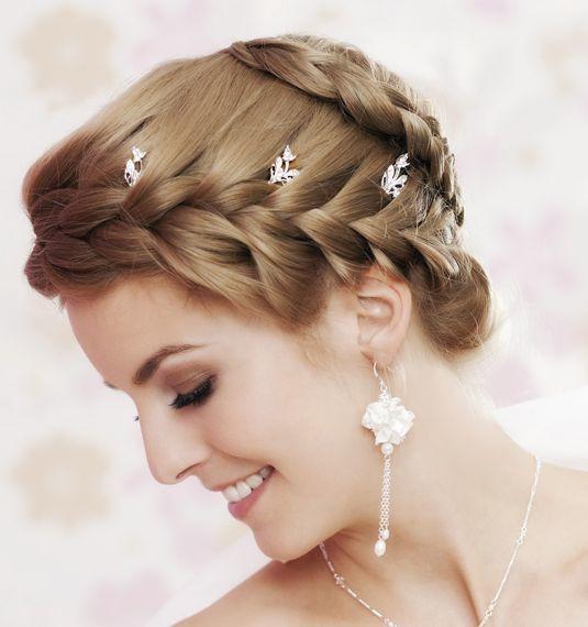 Top 10 der romantischsten Brautfrisuren
