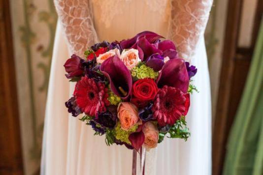Styled Shoot Marsala_Laboda Wedding - 51
