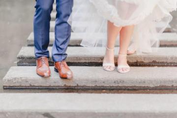 Vergnuegte Hochzeit in Duisburg_IN LOVE Fotografie_ - 12