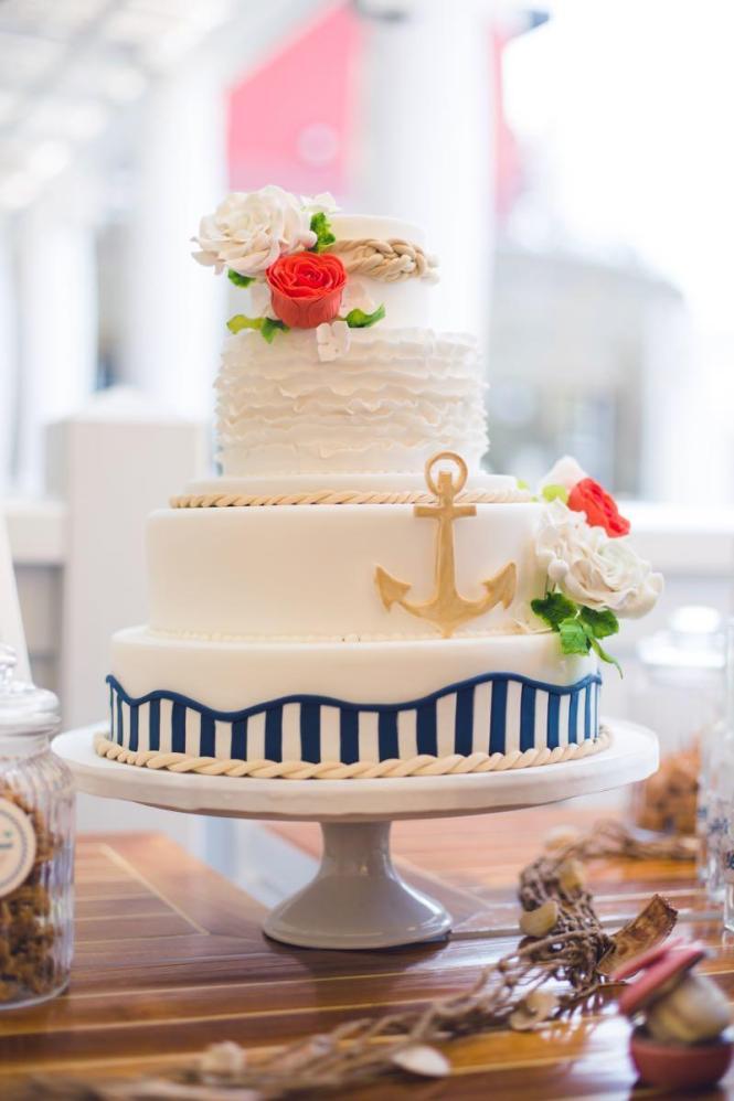 DIY Maritime Hochzeit  Heiraten mit brautde