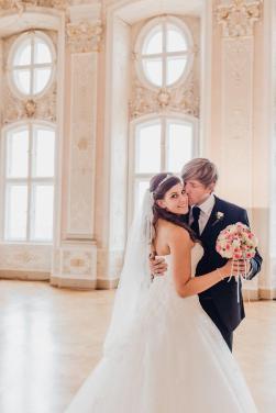 Romantische Hochzeit auf Schloss Baldern_Farbklang Fotografie - 18