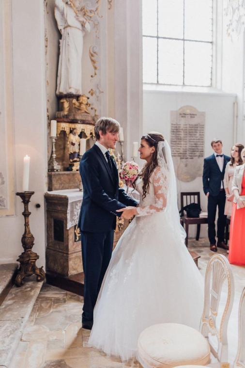 Romantische Hochzeit auf Schloss Baldern_Farbklang Fotografie - 24