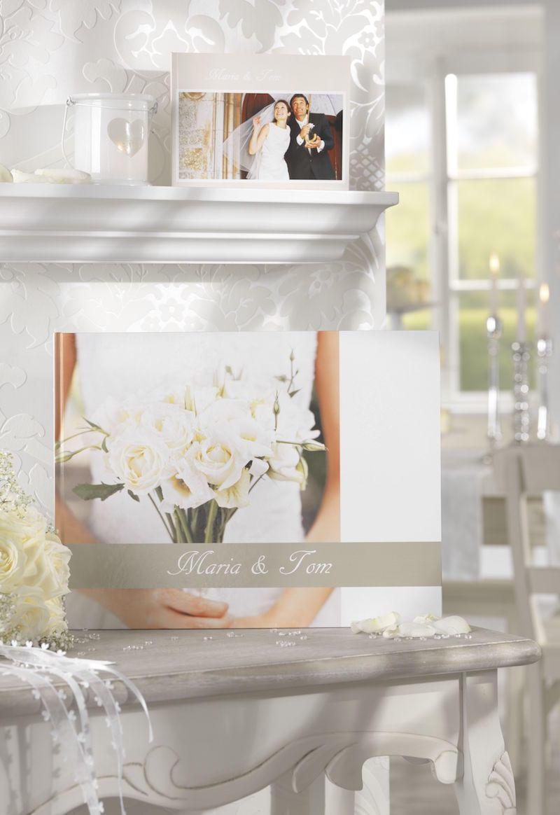 Das Pixum Fotobuch So individuell wie Ihre Hochzeit