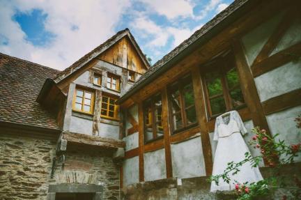 Hochzeitsfeier in der Alten Muehle Thomas Hoereth_Hanna Witte - 1