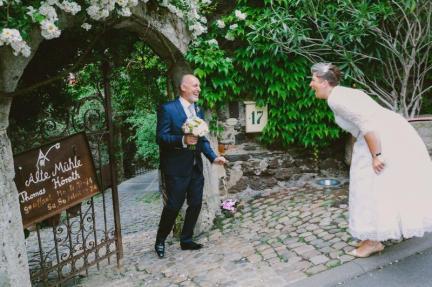 Hochzeitsfeier in der Alten Muehle Thomas Hoereth_Hanna Witte - 16