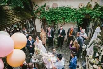 Hochzeitsfeier in der Alten Muehle Thomas Hoereth_Hanna Witte - 22