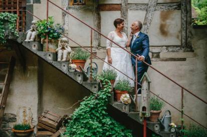 Hochzeitsfeier in der Alten Muehle Thomas Hoereth_Hanna Witte - 29