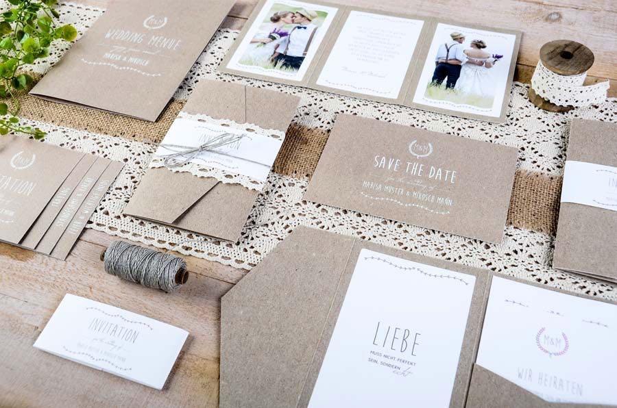 carinokarten  auergewhnliche Hochzeitskarten selbst