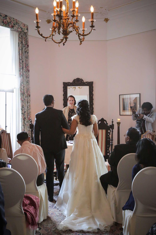 Hochzeit  la Bollywood  Heiraten mit brautde