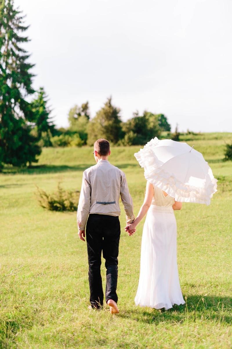 Style Shooting Die Hochzeit der schnen Lau  Heiraten