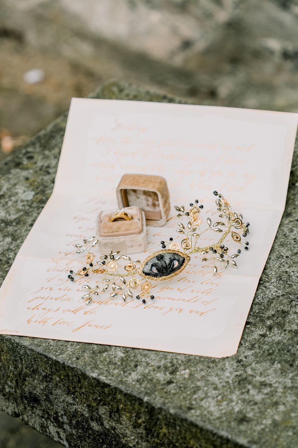 Royale Schlosshochzeit  Heiraten mit brautde