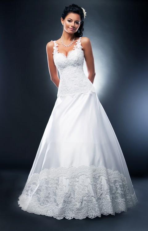 Für Jede Figur Das Perfekte Brautkleid Finden Braut Org