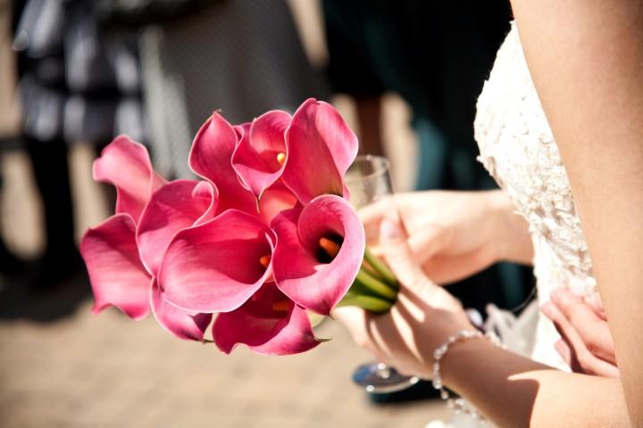 Der Brautstrau Ein blumiger Begleiter fr die Braut