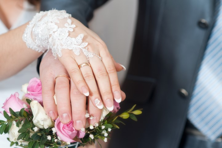 Manikre Schne Hnde zur Hochzeit  brautorg