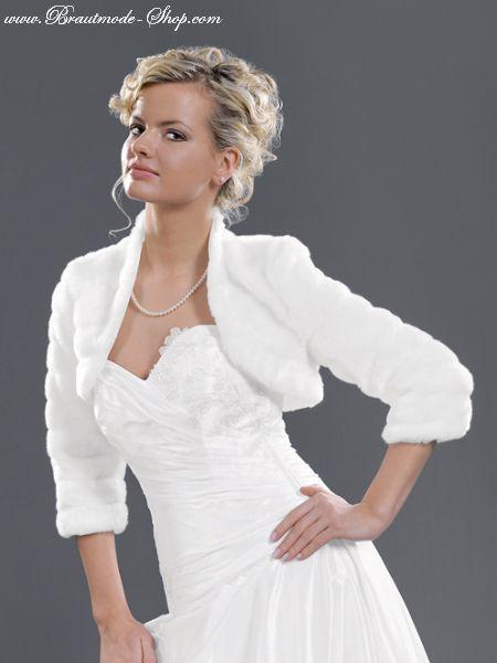 Warmer Bolero Für Braut Abendkleid Brautmode Shop Com Braut