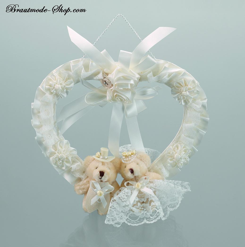 Dekoration Hochzeit  BrautmodeShopcom  Braut