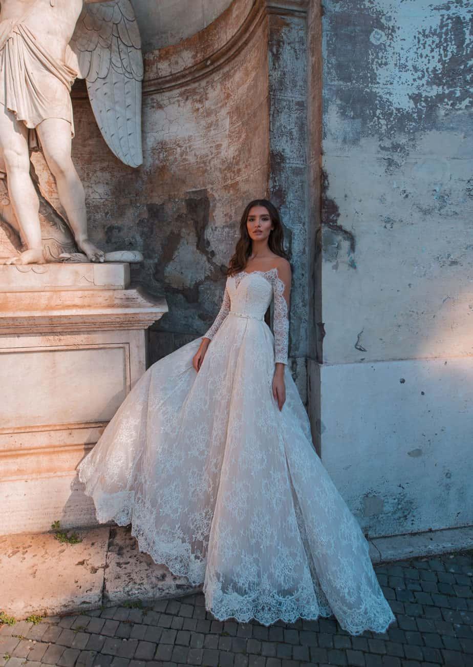 Brautkleid Queen Annas Lace  BrautmodenWalter