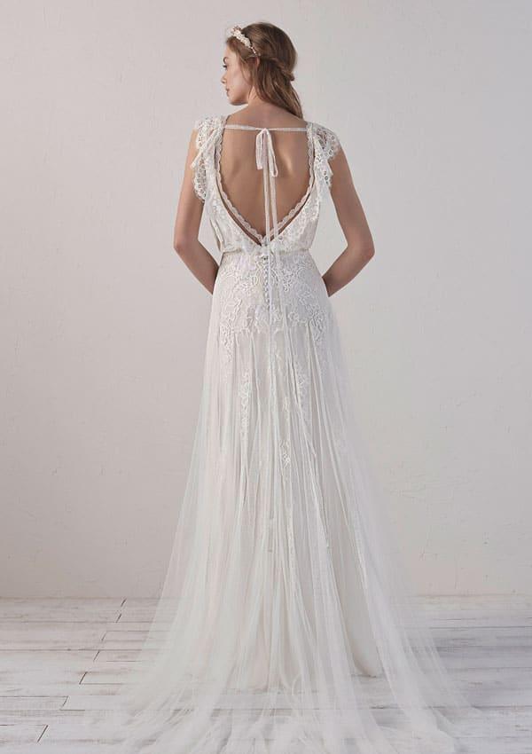 Vintage Brautkleid Boho Brautkleider I Hochzeitskleider