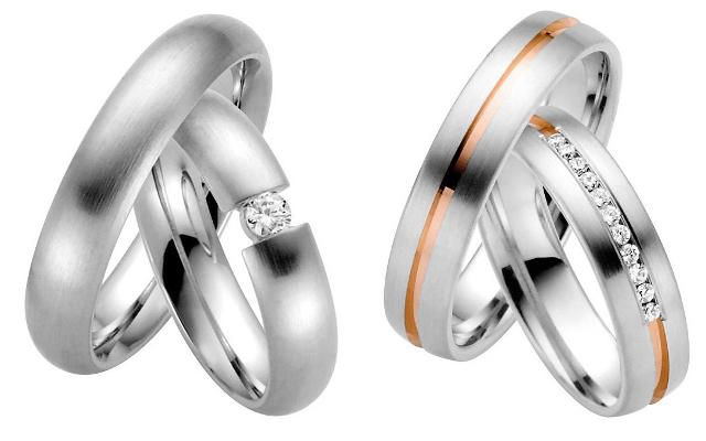 Trauringe und Eheringe fr den perfekten Ringtausch