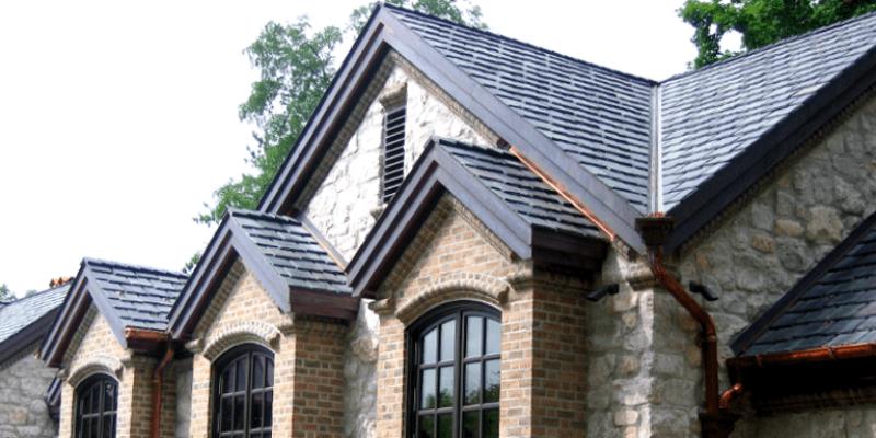 #1 Composite Slate Roof Tile